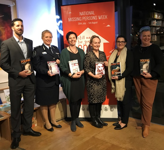 AFP book launch Muse Canberra